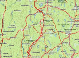 Appalachian Trail Maps Amp Guides  TRAILSOURCECOM