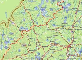Appalachian Trail Maps & Guides | TRAILSOURCE COM™