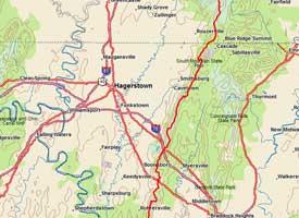 Appalachian Trail Maps & Guides | TRAILSOURCE.COM™